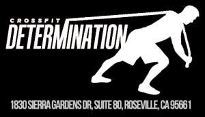 Crossfit Determination Logo